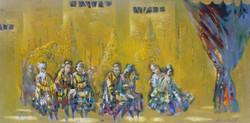Карусель предков /Ancestral carousel