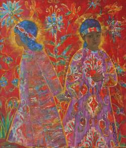 105. Ангелы в саду х, м. 2010.jpg