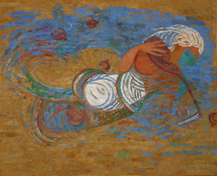'Dyh plodarodiya'  'Spirit of the fertility' c.o. x.m