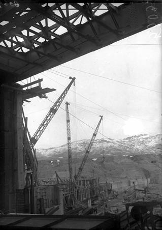 Общий вид плотины.1938.jpg
