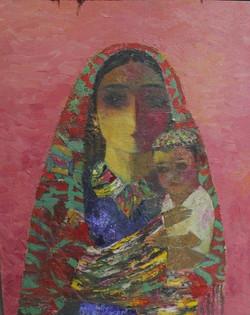 Ахмадалиев Файзулла. Материнство 2.jpg