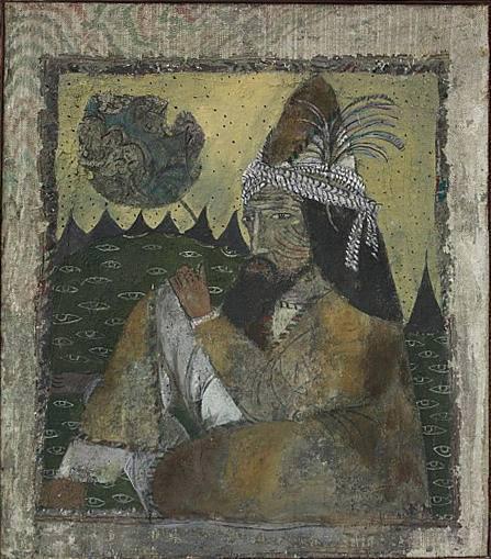 Ахмадалиев Файзулла. Отдыхающий дервиш