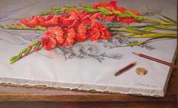 Алишер Аликулов. Цветы. см. техника, 33х52.jpg