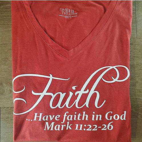 Faith Mark 11:22-26