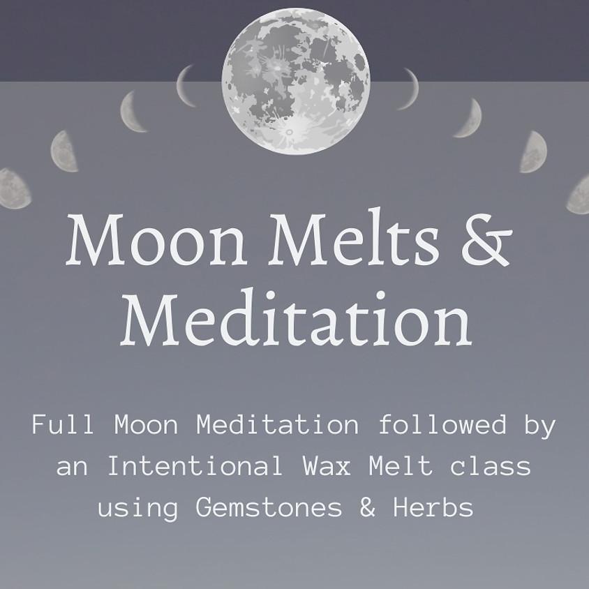 Moon Melts & Meditation