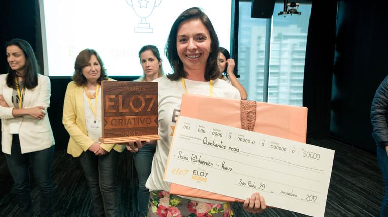 Prêmio Elo7 Criativo 2017