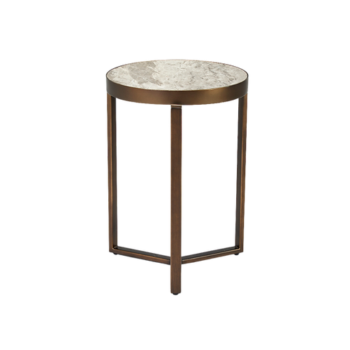 RL Renette Side Table Dark