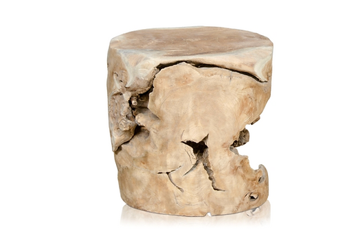 ROOT CYLINDER TABLE/STOOL