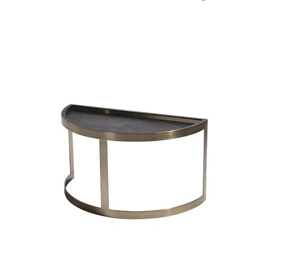 Half Moon Coffee Table