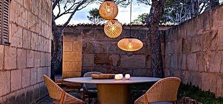 Tribu outdoor dining ireland