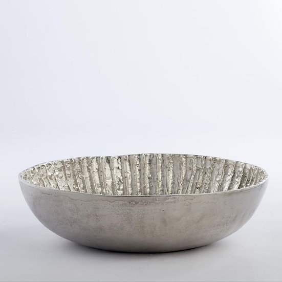 Marianna Decoration Bowl ø41cm Silver