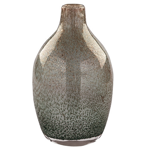 SILVA glass vase 25.5x15.5cm