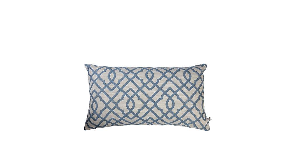 Jacquard Art Deco Cushion