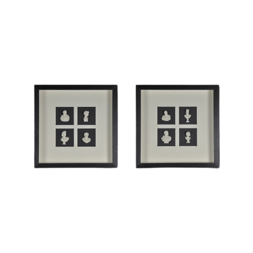 Set of Roman Frames