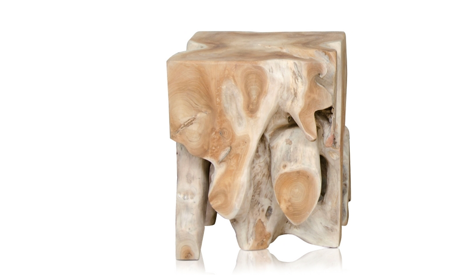 Root Cube Stool/Table