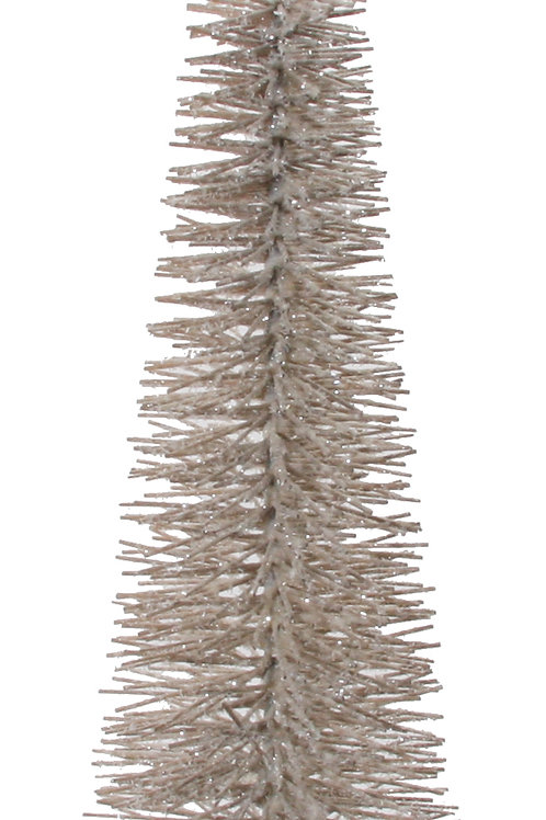 Tall Iced Stick Tree d22 h90cm