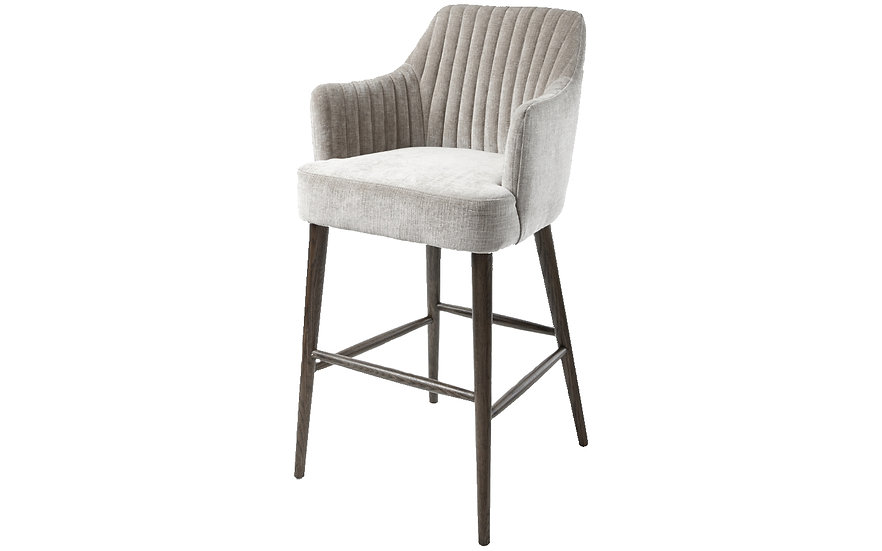 Blisco, Bar Stool in Latte