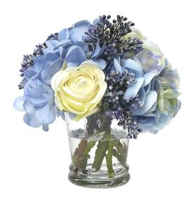 Diane James artificial flowers