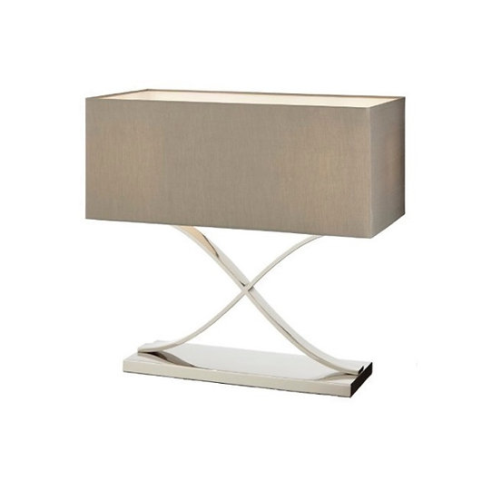 Byton Stainless Steel Table Lamp