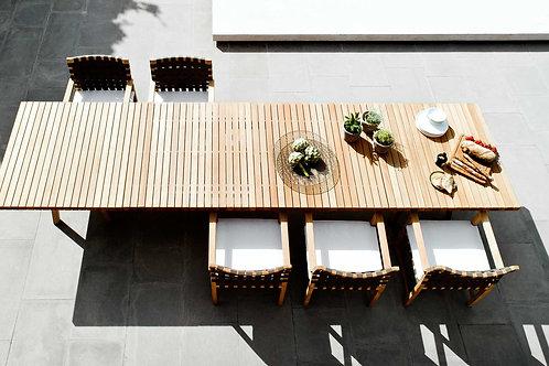 Vis à Vis Dining Table