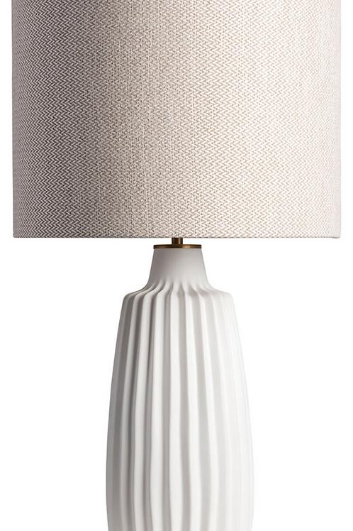 Heathfield & Co Cedar Table Lamp