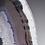 Thumbnail: Large Black agate slice with white border