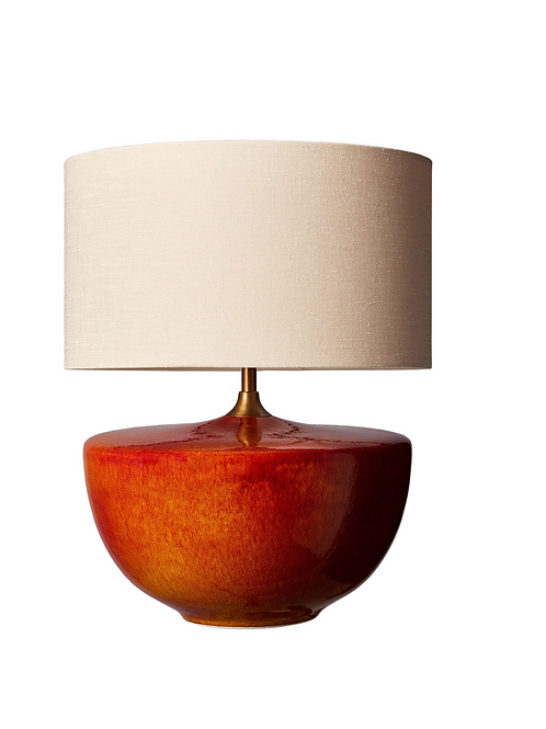 Heathfield & Co Fuji Table Lamp