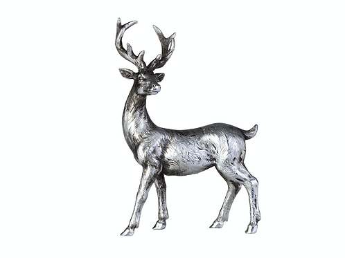 Sella Deer Silver 37cm