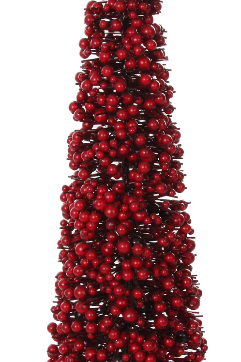 Berry-stick tree red d22 h90cm