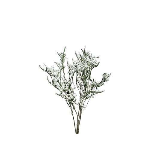 Caspia White Spray 38cm