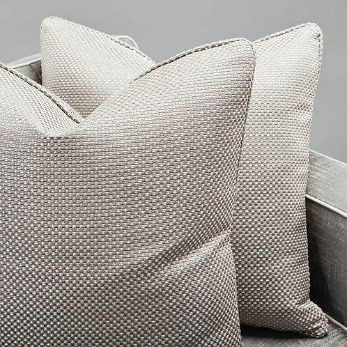 Pewter Scatter Cushion