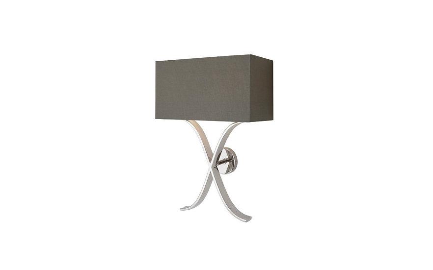 Byton Nickel Wall Lamp