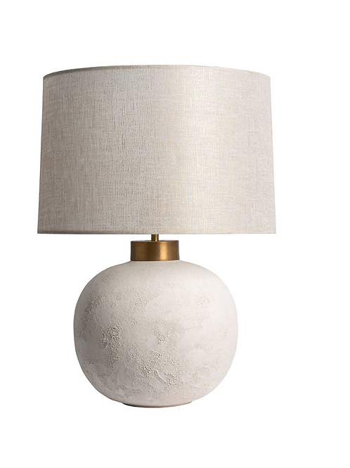 Heathfield & Co Terra Table Lamp