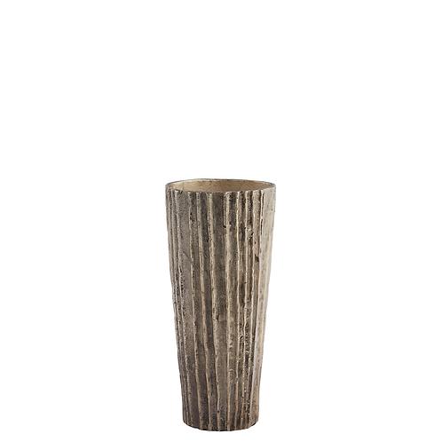Marianna Vase Antique Gold H32cm