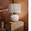 Thumbnail: Heathfield & Co Terra Table Lamp