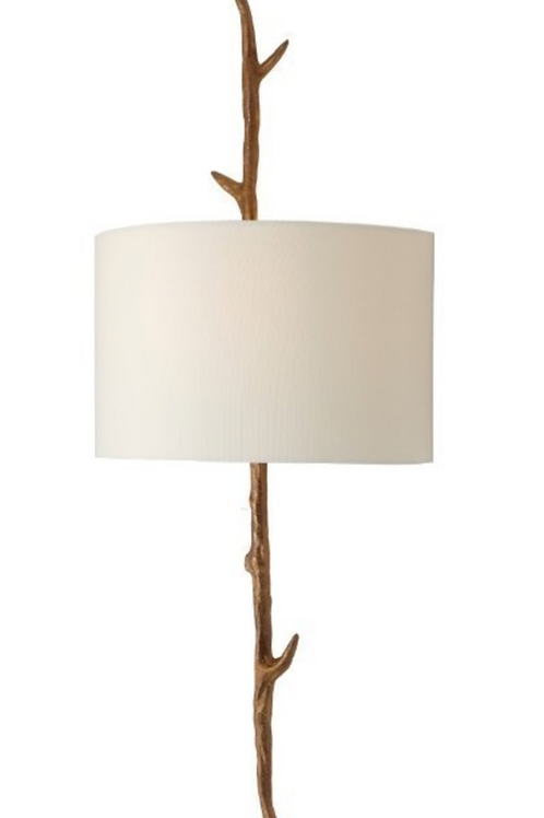 Nostelle Solid Brass Wall Lamp Right