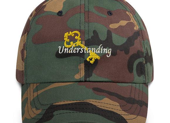 Understanding Is Key Dad Hat