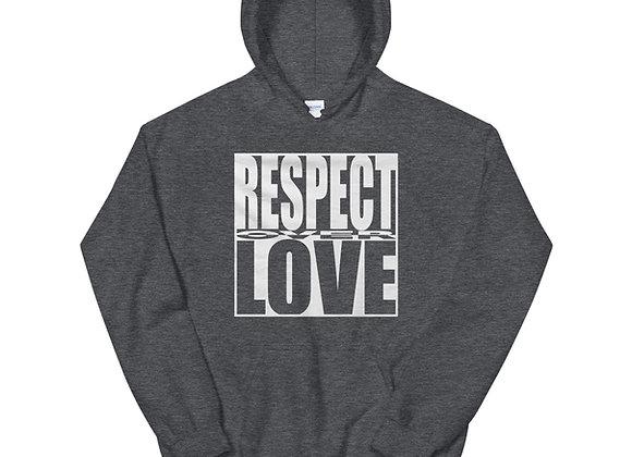 Respect Over Love Unisex Hoodie