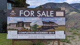 Custom Home Design For Sale Sign