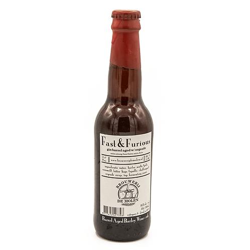 De Molen Fast & Furious BA Barley Wine 0,33l