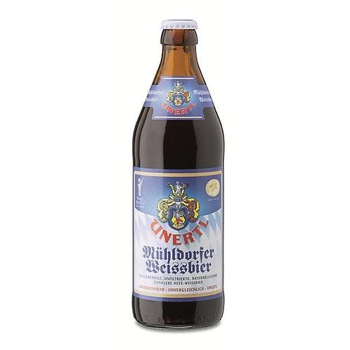 Unertl Mühldorfer Weissbier 0,5l