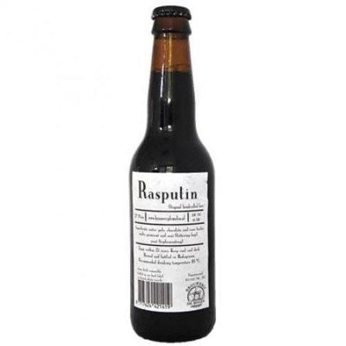 De Molen Rasputin Imperial Stout 0,33l