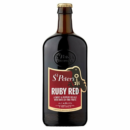 St. Peter's Ruby Red 0,5l
