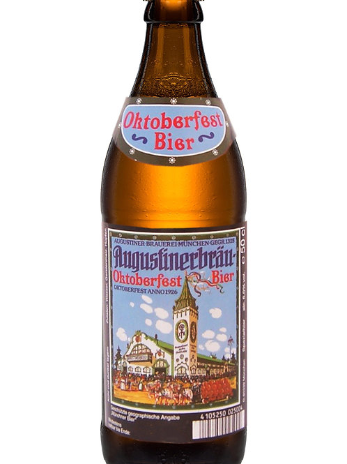 Augustiner Oktoberfestbier 0,5l