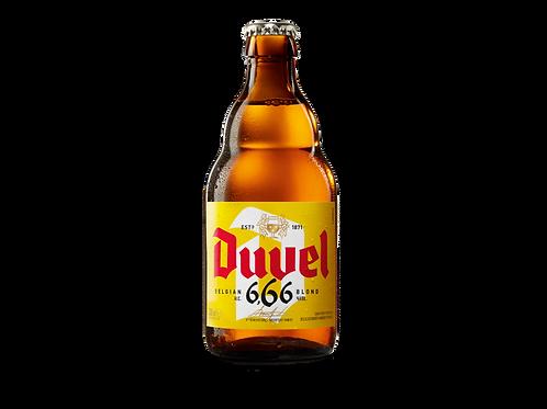 Duvel 6,66 Blond 0,33l