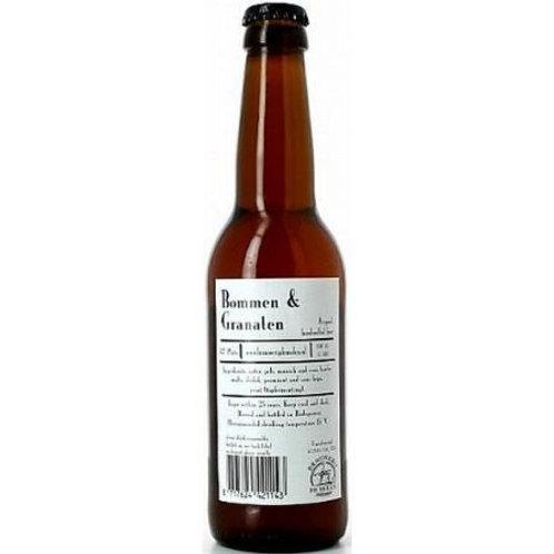 De Molen Bommen & Granaten Barley Wine 0,33l