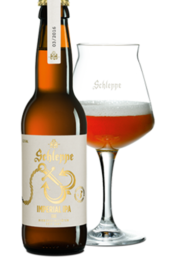 Schleppe No.3 Imperial IPA 0,33l