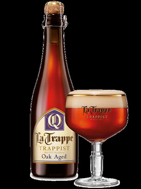 La Trappe Quadrupel Oak Aged 0,33l