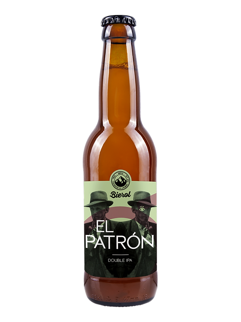 Bierol El Patrón Double IPA 0,33l