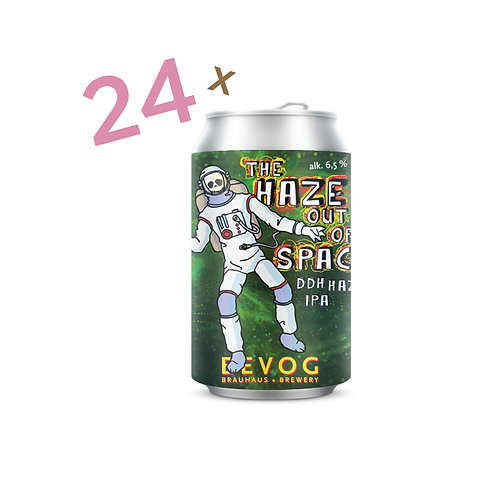 Bevog Haze out of Space 0,33 l